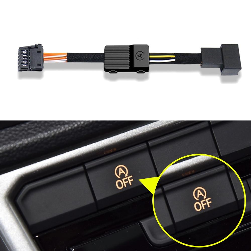 For VW Volkswagen T-Roc 2017-2020 Car Close Automatic Stop Start Engine System Device Control Sensor Plug Smart Stop Cancel