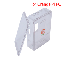 Orange Pi Case Acrylic ABS  Box Shell Transparent Protective Cover For PC/PC 2/PC Plus In Demo Board