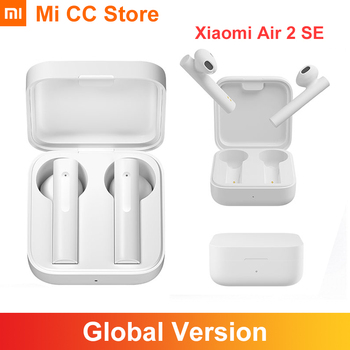 In Stock Xiaomi Air 2 SE Wireless Earphone Bluetooth Headset TWS Mi AirDots Pro 2 SE Noice Cancellation Touch Control Earbuds