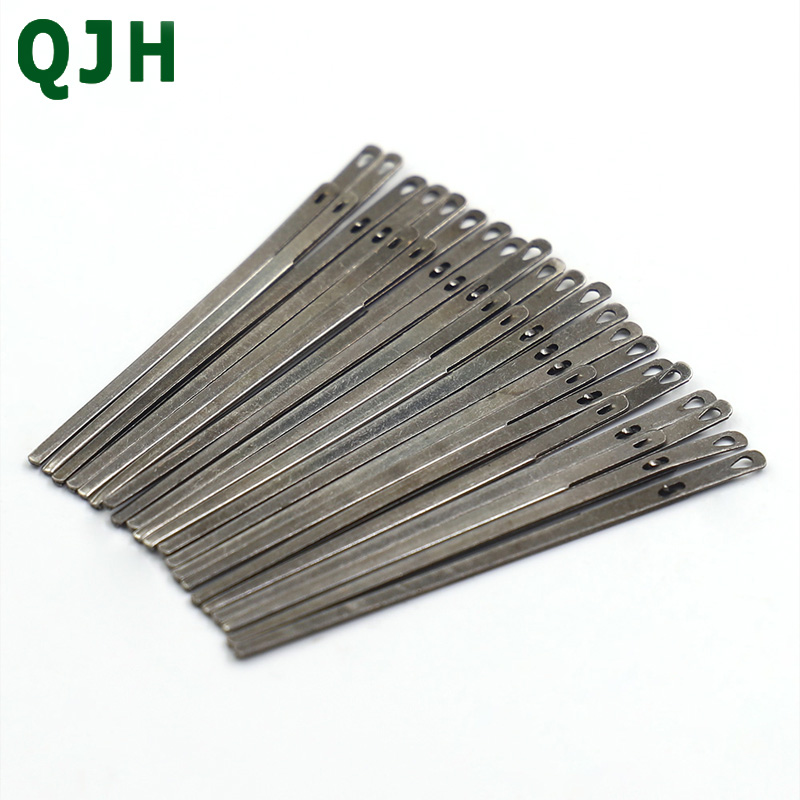 Leather Threading Needle Sewing Needle DIY Handmade Leather Rope Lace Needle Hand Sewing Embroidery Tool Needle