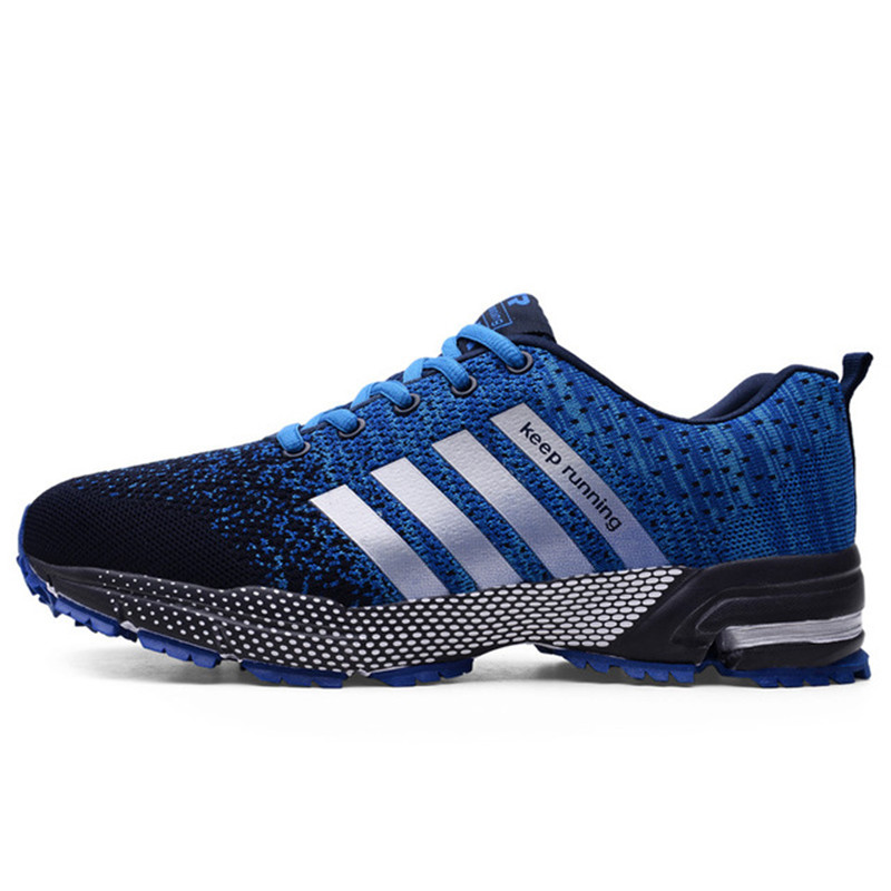 Fashion Men's Shoes Portable Breathable Running Shoes 46 Large Size Sneakers Comfortable Walking Jogging Casual Shoes 48 9