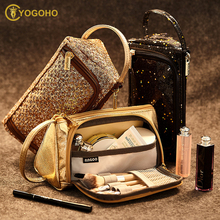 Luxury Shining Pencil Storage Case Color Sequin School Supplies Storage Stationery Pencil Bag Girls Gift Escolar Pencil Bag gravity falls reel scroll style pencil stationary storage wallet bag boys girls gift