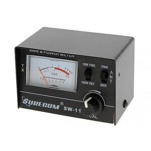 Image 5 - SURECOM SW 111 100 ואט SWR/מד כוח עבור CB רדיו אנטנה עבור מבחן SWR או יחסית כוח