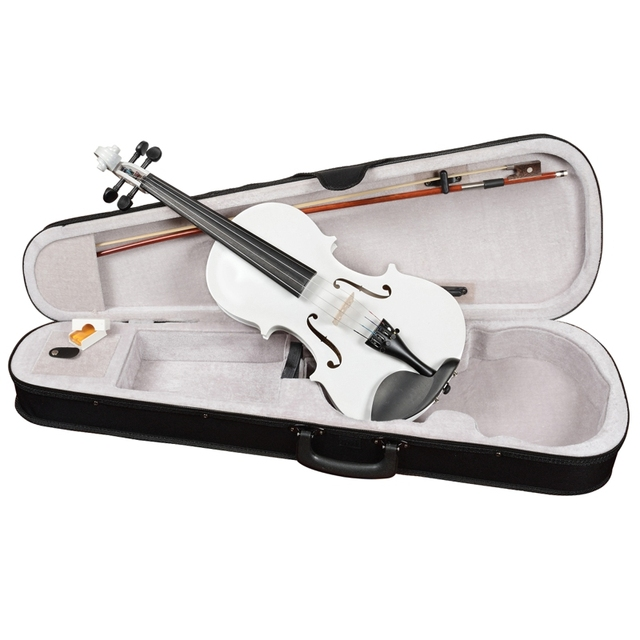 Скрипка ANTONIO LAVAZZA VL-20 WH 1/8 БЕЛАЯ