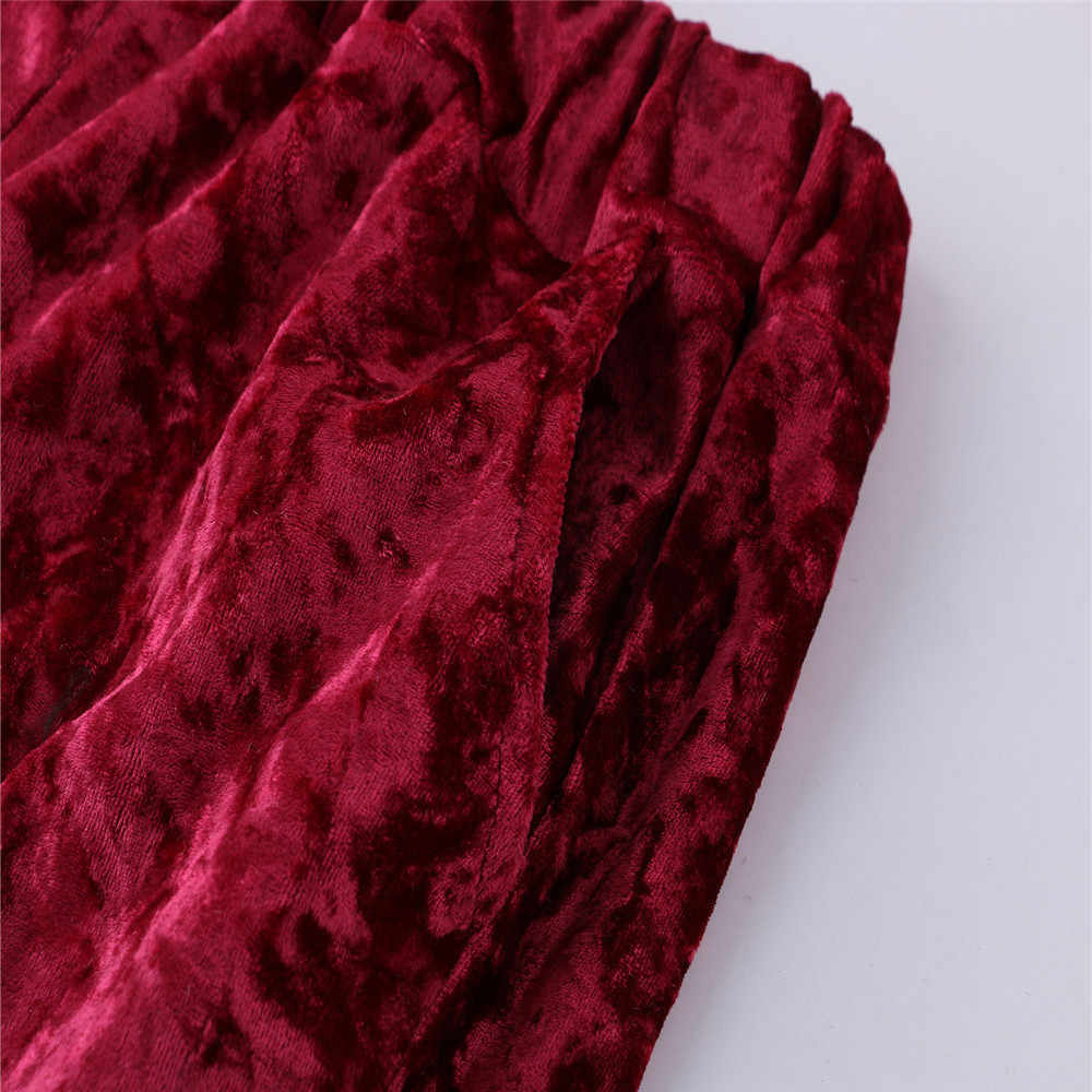Conjunto de 2 piezas para mujer Otoño Invierno chándal de terciopelo sudaderas con capucha top y pantalones trajes de mujer conjunto de ropa de dos piezas femme