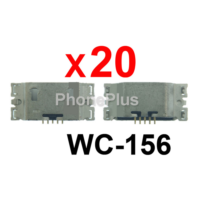 20PCS For ASUS <font><b>ZenFone</b></font> <font><b>Go</b></font> <font><b>ZB551KL</b></font> X013D <font><b>USB</b></font> Charger Charging Dock Port Plug Connector Repair Part image