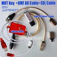 MRT ключ мобильный Ремонт Инструменты + UMF все в 1 загрузочный кабель + EDL 9008 кабель + Micro USB к type-C адаптер