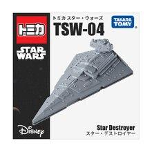 Takara Tomy Tomica Star Wars TSW-04 yıldız Destroyer Metal döküm araçları oyuncak arabalar yeni 821328