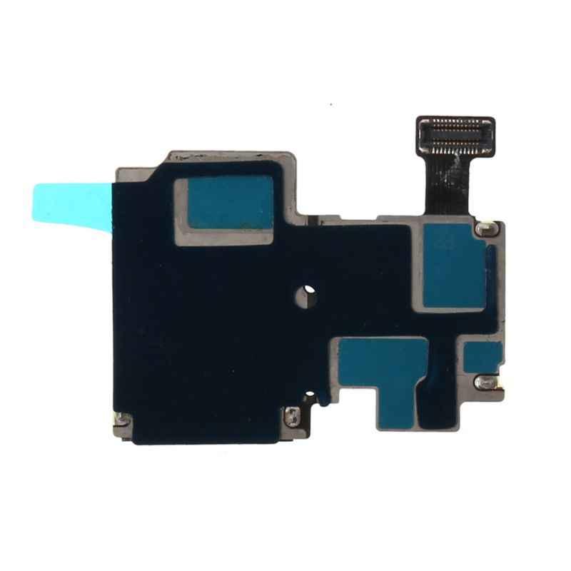 Micro SD Card Tray SIM Pemegang Slot Reader Kabel Fleksibel untuk Samsung Galaxy S4 I9500 I9505