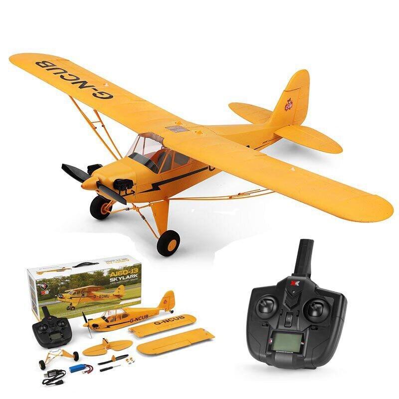 XK A160 RTF EPP RC Drone télécommandé avion modèle RC avion mousse Air jouet avion 3D/6G système 650mm Kit d'envergure 1