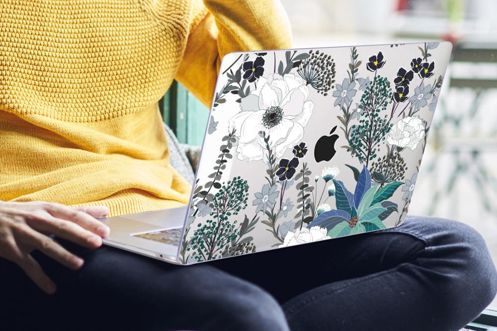 Floral Case for MacBook 164