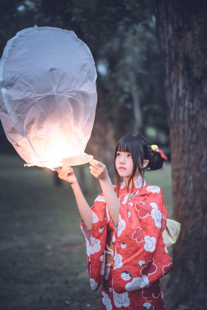 微博红人萝莉风COS 桜桃喵 – 夏日祭 [67P/843MB]插图2