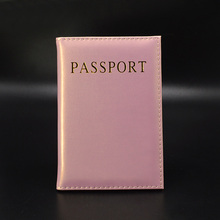 Luxury Serpentine Elegant Women Passport  Cover Pink Russia Us Pass Holder for Girls and Lady Case Animal Paspoort