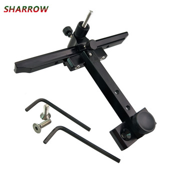 Archery Recurve Bow Sight Adjustable Alloy Steel Bow Sights Increase  Precision Shooting For Outdoor Hunting Accessories