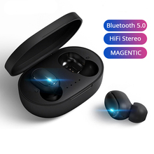 A6S True Wireless TWS Earphones Bluetooth 5.0 In-Ear Headset Similar 1 MORE Earbuds Support apt-X ACC with MIC цены