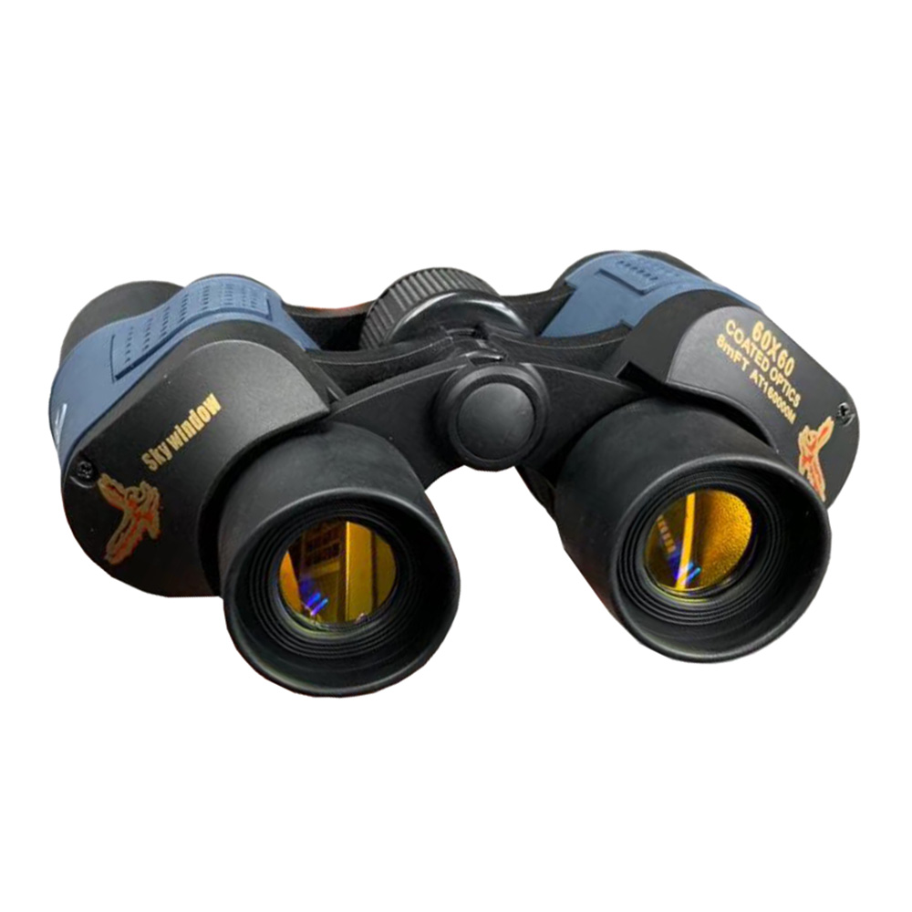 60x60 5-3000M Night Vision High Definition Zoom Optical Binoculars Telescope w/ Coordinate + Universal Phone Holder Adapter 4