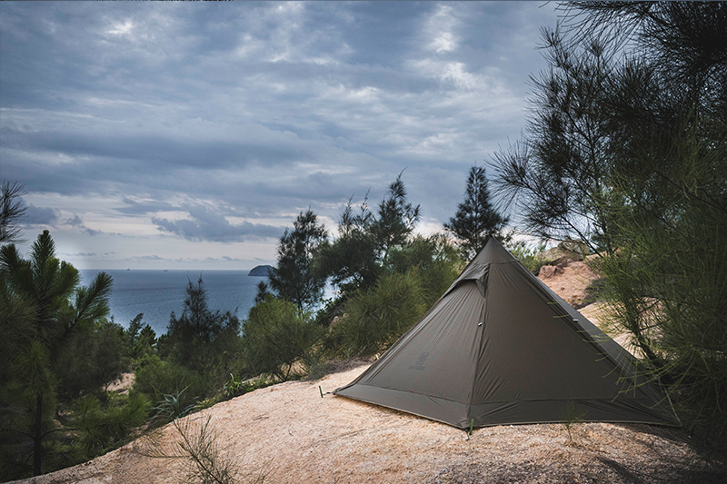 OneTigris TIPINOVA Double 2 People Lightweight Outdoor Camping Tent