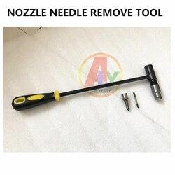 Diesel z technologią wtrysku common rail nozzle narzędzie do usuwania igieł narzędzie do demontażu