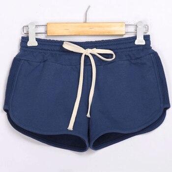 Fashion Stretch Waist Casual Shorts Woman Summer High Waist Black White  Harajuku Beach Sexy Shorts Women'S Clothing