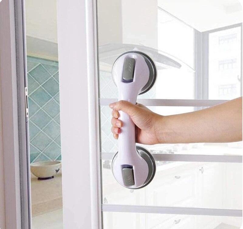 Barandal de baño ventosa antideslizante de seguridad mano ferrocarril apoyo barra de equilibrio ayudar mango de baño TN88