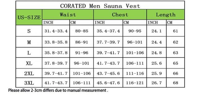 Men's Sweat Body Shaper Belt Belly Men Waist Trainer Zipper Vest Neoprene Top Tank Corset Body Shaper Sauna Slimming Shapewear 1