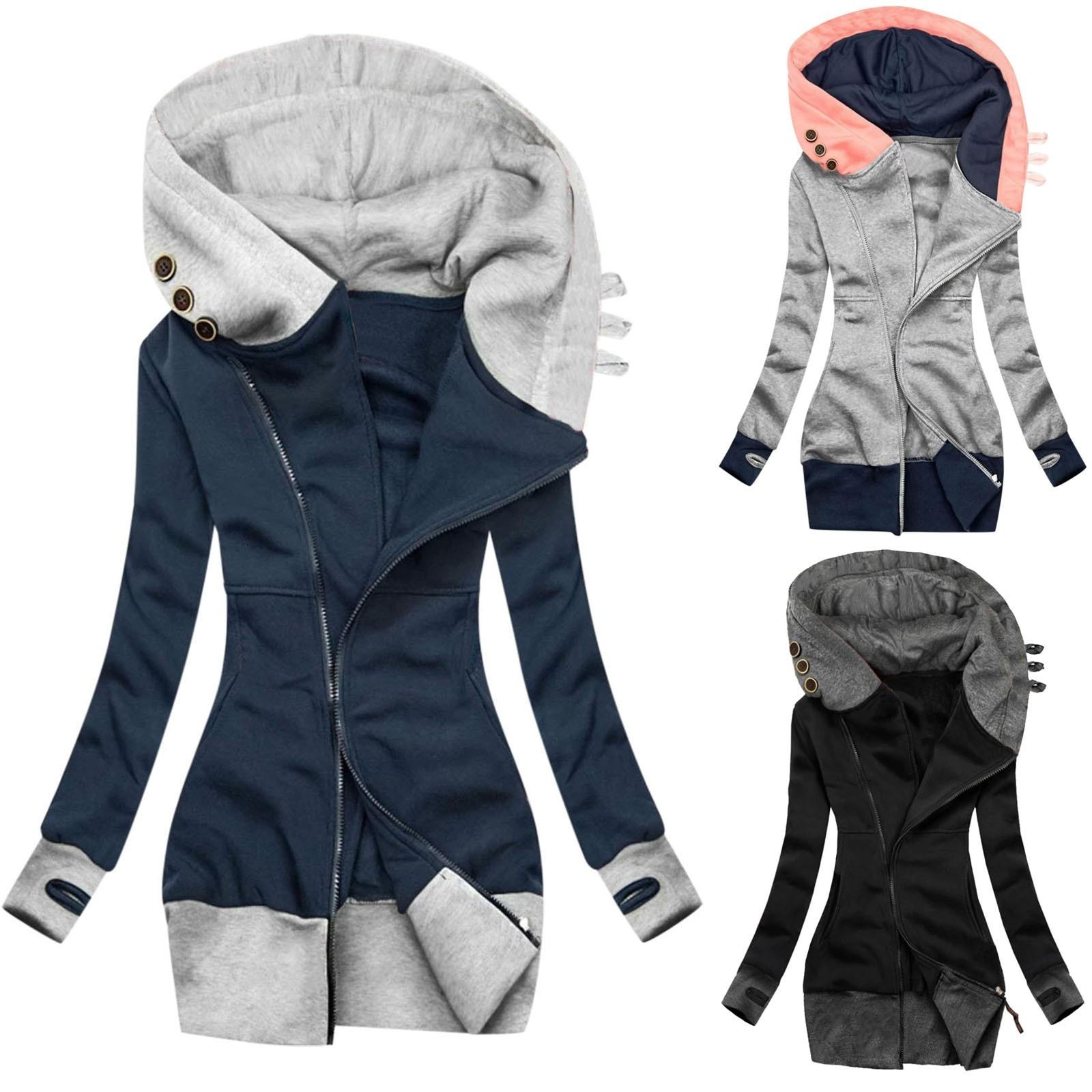 2020 Hot Sale New Design Styele Casual Clothing Sweatwear Sweet Sexy Fashion Soft Good Fabric Women Jackets 1