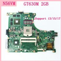N56VM Motherboard GT630M 2GB REV 2.3 For ASUS N56V N56VZ N56VJ N56VV N56VB N56VM Laptop motherboard N56VM Mainboard Tested OK|Laptop Motherboard| |  -