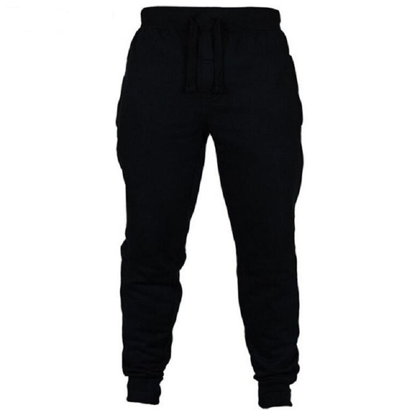 New 2019 Autumn New Men's Casual Sweatpants Solid High Street Trousers Men Joggers Hooded Warm Pants High Quality Men's Pants
