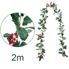 1x Christmas Leaf Ra...