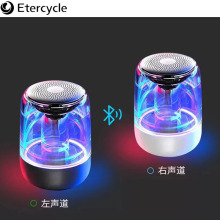 Bluetooth Speaker Led Portable Mini Wireless Player Music Sound Outdoor Woofer 360 surround sound
