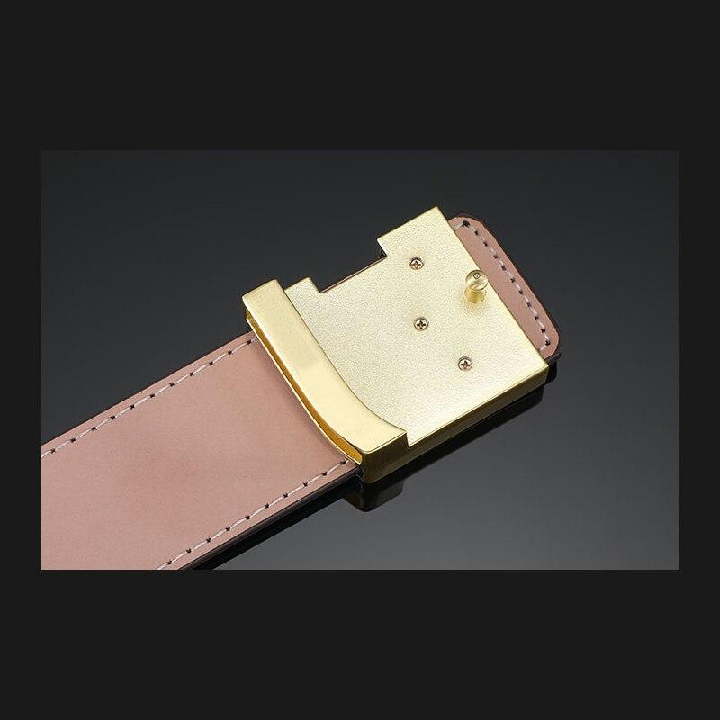 Luxury Designer Brand L   Belt   High Quality V   Belt   Men Women   Belt