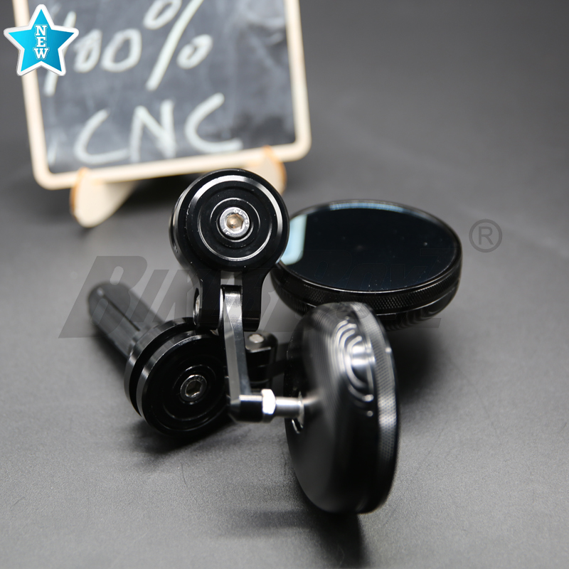 Image 4 - 2019 New 7/8 22mm Universal 1 pair CNC Motorcycle Bar End 