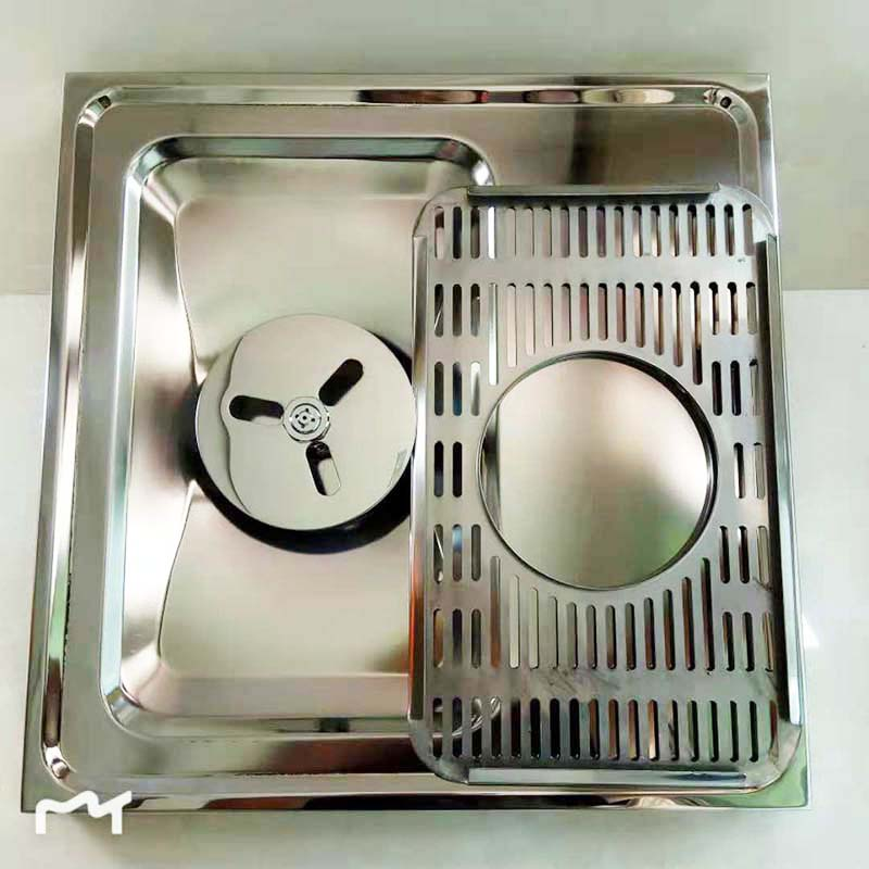Glas Rinser Montage Voor Lekbak Voor Bar Of HomeBrew Tapbier Dispenser accessoire-in Overige Bar accessoires van Huis & Tuin op  Groep 2