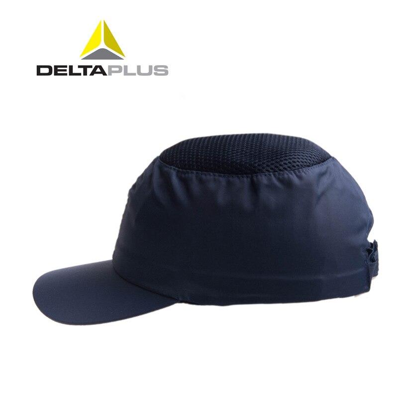 Deltaplus 102010 Light Crashproof Cap Breathable Lightweight Cushioning Safety Helmet Outdoor Sports Helmet Wholesale