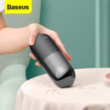 Baseus – Mini aspirateur à main sans fil Portable, C1, 3800Pa, puissant, nettoyage à sec automatique, pour voiture