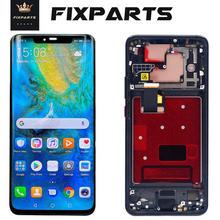 Oryginalny wyświetlacz do Huawei Mate 20 Pro wyświetlacz LCD z ekranem dotykowym Digitizer z ramką Huawei MATE20 Pro wyświetlacz LCD LYA-AL00 tanie tanio CN (pochodzenie) Pojemnościowy ekran 2560x1440 3 LYA-L09 LYA-L29 LYA-AL00 LYA-AL10 LYA-TL00 LYA-L0C Mate20 Pro LCD i ekran dotykowy Digitizer