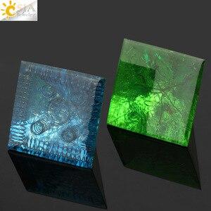 Image 2 - CSJA orgon enerji dönüştürücü orgonit piramidi Metal tel doğal çakıl reçine Reiki şifa manevi zanaat dekorasyon hediye G250