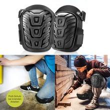 Knee-Pads for Work Gardening Heavy-Duty Professional with Eva-Foam Gel-Cushion Eva-Foam