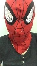 Adult Kids Spider-Man Mask Spiderman Hood Full Face Wholesale