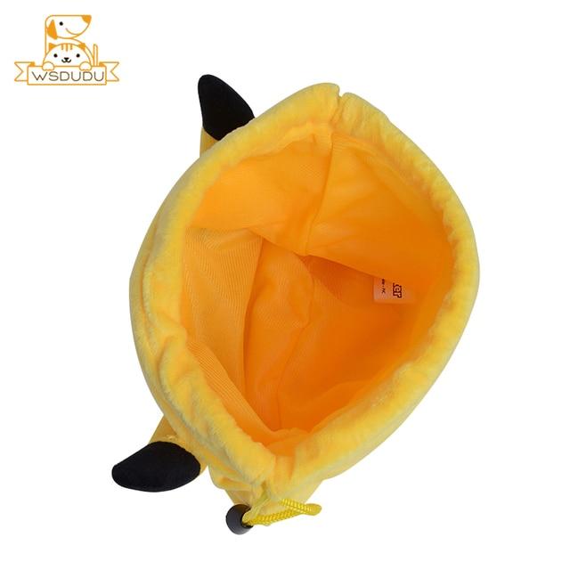 Kawaii Pikachu charmante écureuil Bulbasaur sacs à cordon mignon poche à monnaie poche en peluche sac à main en peluche dessin animé poupées fille cadeaux