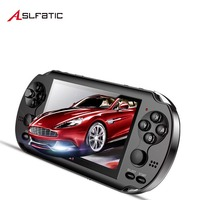 Portable Classic Handheld Game Player TV Video Games Console 128 Bit Real 8GB 4.3 Inch Screen For PSP Game Camera Video MP5 MP4