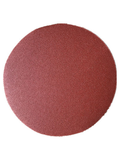 9-Inch Polishing Machine Sandpaper 225 Size Flocked Sand Wall Polishing Sandpaper Disc Sandpaper Flannelette Grinding Wholesale