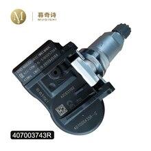 Capteur de pression TPMS pour pneus, pour Renault Megane Laguna Fluence Latitude Fluence, S180052004 407000435R 407003743R, 4 pièces