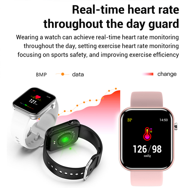 Digital Watch Women Sport Men Watches Electronic LED Ladies Wrist Watch For Android IOS Fitness Clock Female Male Wristwatch+box 3