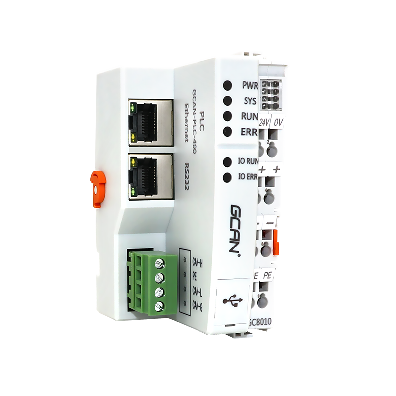 Mini PLC Programmable  Trainer Equipment With Software,kit The Cpu Industrial Control Board,PLC And HMI All In One