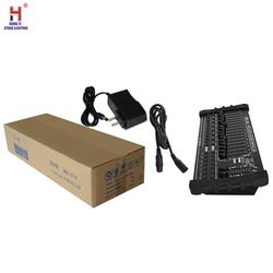 Wysokiej jakości kontroler DMX 384  na oświetlenie konsoli scenicznej DJ Disco Controller equipment|Oświetlenie sceniczne|Lampy i oświetlenie -