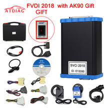 SVCI SVDI 2018 FVDI 2018 ABRITES Scanner Key Programmer Covers FVDI 2014 2015 And Most Functions Of VVDI2 For Most Cars