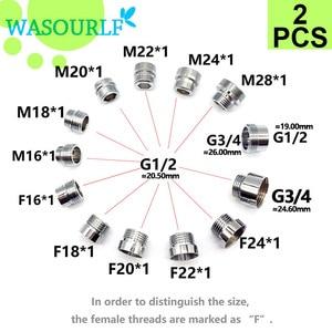 WASOURLF 2 PCS M22 external th