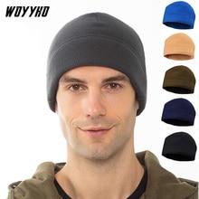 Men Women Thermal Fleece Hats,Outdoor Windproof Camping Hiking Caps,Winter Warm Fishing Cycling Hunting Military Tactical Cap