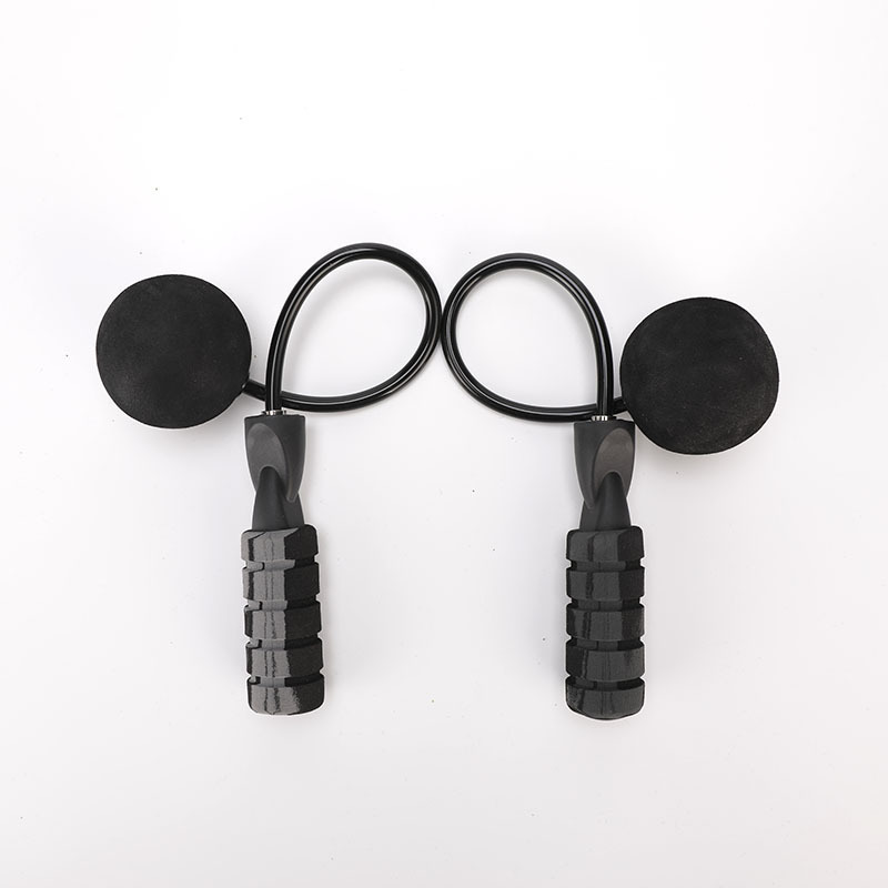 Jump Rope Sports Profession Clean Steel Bearing Profession High Wear-Resistant High Quality PVC Profession Not Wire Wound Sponge
